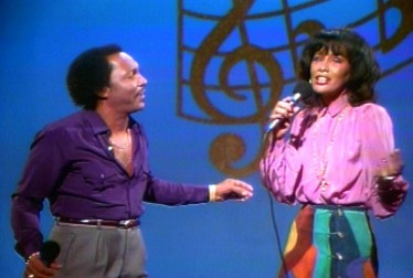 Marilyn McCoo & Billy Davis Jr. Footage from Ad Lib