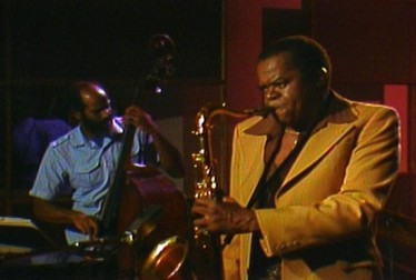 Stanley Turrentine Footage from Ad Lib