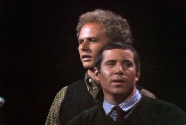 Simon & Garfunkel 60s Rock Footage