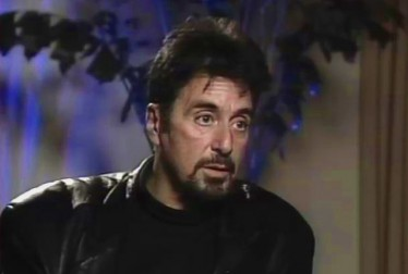 Al Pacino Footage from The David Sheehan Collection