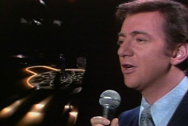 Host Bobby Darin on The Bobby Darin Show Footage