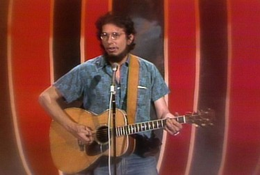 David Bromberg Footage from The Bobby Darin Show
