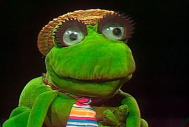 Calvin the Frog Footage from The Bobby Goldsboro Show