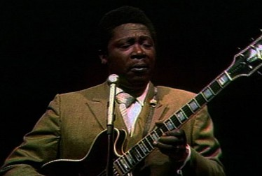 BB King Footage from Big Record