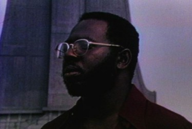Curtis Mayfield Footage from Big Record