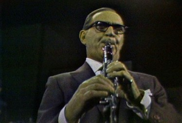Benny Goodman Footage from The Bell Telephone Hour
