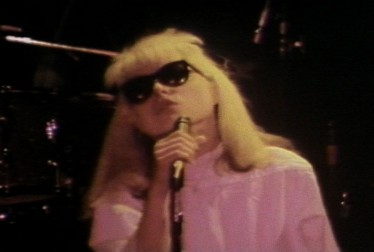 Debbie Harry on Blondie Documentary Footage