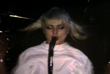 Debbie Harry Live Footage from Blondie Documentary