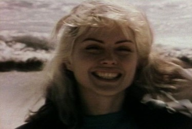 Debbie At The Beach Footage from Blondie Documentary