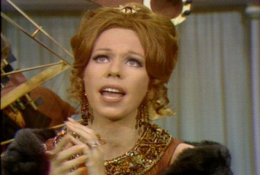 Carol Burnett Footage from Carol Channing Specials