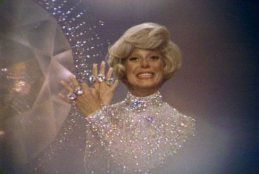Hostess Carol Channing