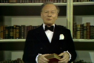John Gielgud Footage from Carol Channing Specials