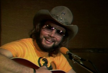 Hank Williams Jr. Footage from Country Countdown