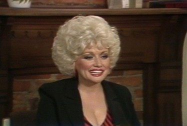 Dolly Parton Footage from Country Countdown