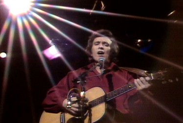 Don Mclean Footage from Country Countdown
