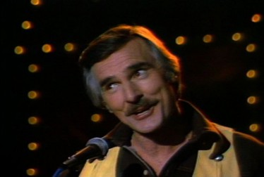 Dennis Weaver on Country Countdown Footage