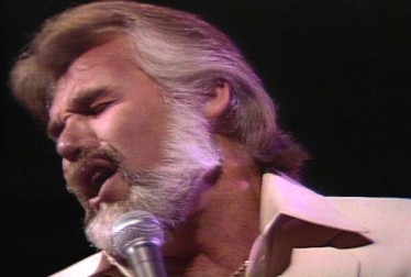 Kenny Rogers 80s Country Footage