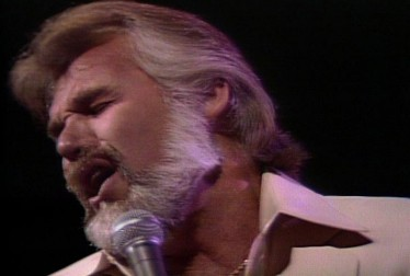 Kenny Rogers Footage from Country Countdown