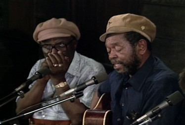 Brownie McGhee & Sonny Terry Footage from Country Countdown