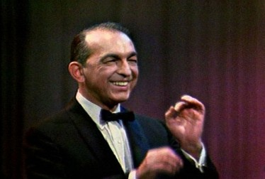 Percy Faith Footage from The Chevy Show