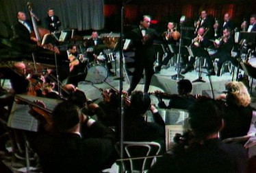 Percy Faith Orchestra Footage from The Chevy Show