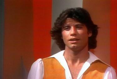John Travolta Celebrity Singers Footage