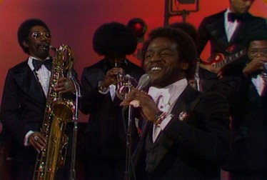 Al Green Footage from Dinah!