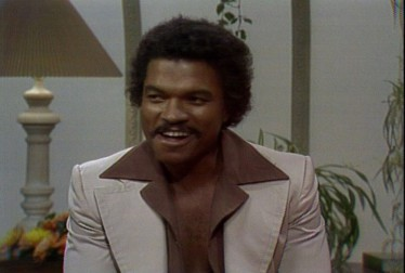 Billy Dee Williams Footage from Dinah!