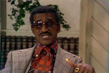 Sammy Davis Jr. Footage from Dinah!