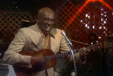 Scatman Crothers Footage from Dinah!