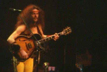 Ted Nugent 70s Rock Footage