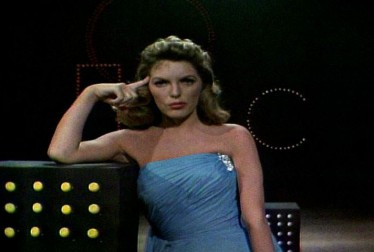 Julie London Footage from The Dinah Shore Chevy Show