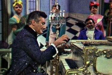Liberace Footage from Dinah Shore Specials