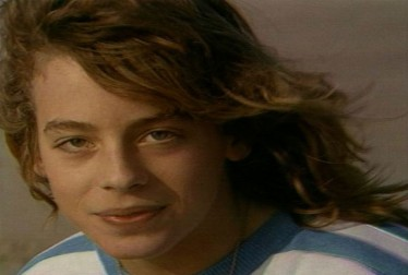 Leif Garrett Footage from Film Factory