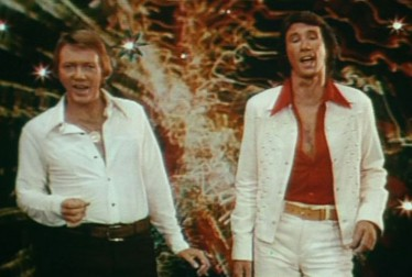 The Righteous Brothers Footage from Film Factory