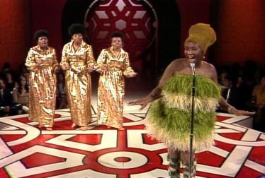 Aretha Franklin 70s Soul Footage
