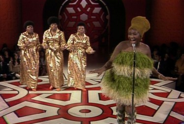 Aretha Franklin Footage from The Flip Wilson Show