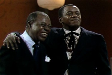 Louis Armstrong & Flip Wilson Footage from The Flip Wilson Show
