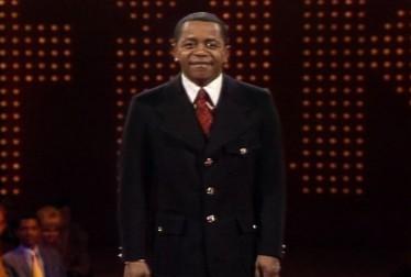 Host Flip Wilson on The Flip Wilson Show Footage