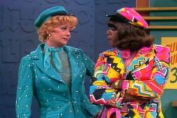 Lucille Ball & Geraldine