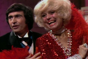 David Steinberg & Carol Channing Footage from The Flip Wilson Show