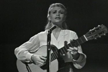 Nancy Ames Footage from The Folk World of Jimmie Rodgers