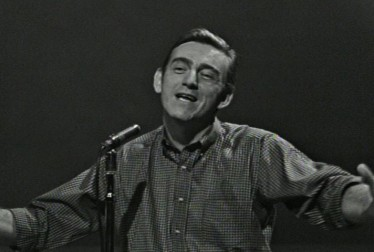 Rod McKuen Footage from The Folk World of Jimmie Rodgers