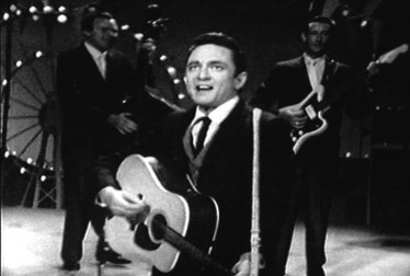 Johnny Cash 60s Country Music Footage