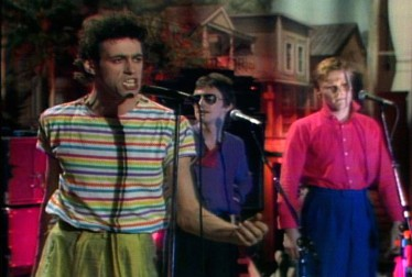 The Boomtown Rats 80s Alternative Rock Footage