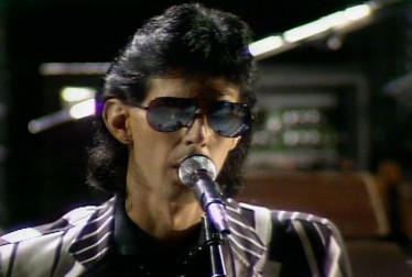 Ric Ocasek Footage from Fridays