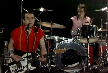 The Clash Punk Rock Footage