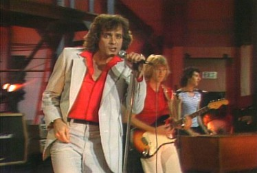 Eddie Money Footage from Fridays