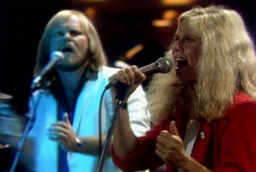 KIm Carnes Footage from Fridays