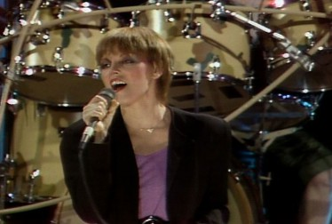 Pat Benatar Footage from Fridays
